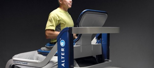 Summary of Clinical Research  Involving The AlterG Anti-Gravity Treadmill